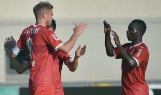 Heimspiel VfB Stuttgart: Die aktuellen Spielergebnisse der 1. Fußball-Bundesliga bei news.de. (Foto)