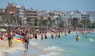 Auf Mallorca starben bei einem Unfall drei Menschen. (Foto)
