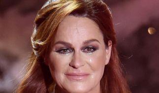Andrea Berg musste schweren Herzens ihren Auftritt bei der Schlagernacht in Frankfurt absagen. (Foto)