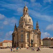 Dresdner Frauenkirche als ausgemachtes Ziel für Islamisten? (Foto)