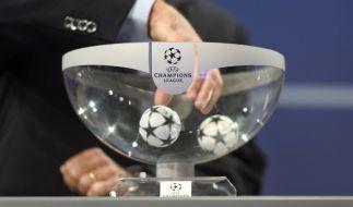 Die Champions-League-Auslosung 2017/2018 hält für die deutschen Top-Teams Hammer-Lose bereit. (Foto)