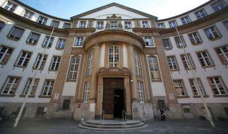 Das Amtsgericht in Frankfurt am Main. (Foto)