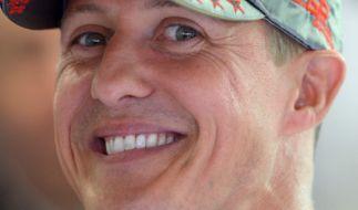 Michael Schumacher und das Wunder von Spa. Sechs Mal gewann er auf dem Circuit - und schrieb damit Geschichte. (Foto)