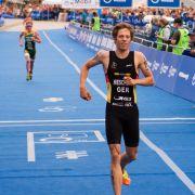 Triathlon-Action in Stockholm - So fiebern Sie live in Schweden mit (Foto)
