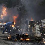 30 Tote, 180 Verletzte! Sekten-Anhänger sorgen für Blutbad (Foto)