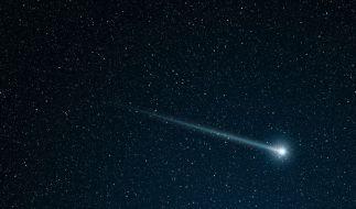 Ein mysteriöser grüner Feuerball am Nachthimmel hat die USA in helle Aufregung versetzt (Symbolbild). (Foto)