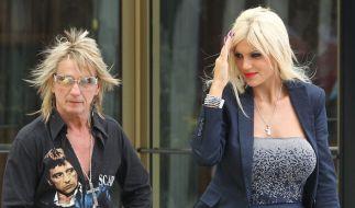 Die Trennung von Sophia Vegas und Bert Wollersheim scheint in einer Schlammschlacht zu enden. (Foto)