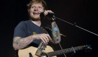 Auch Ed Sheeran ist bei den MTV Video Music Awards 2017 mit dabei. (Foto)