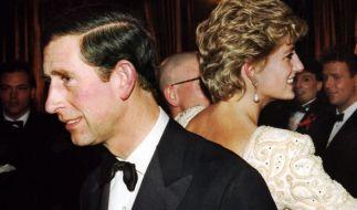 Prinz Charles und Prinzessin Diana machten in den letzten Jahren ihrer 1981 geschlossenen Ehe in der Öffentlichkeit gute Miene zum bösen Spiel. (Foto)
