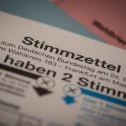 Jeder Dritte wählt per Post! Darum kämpfen die CDU, SPD und Co. so um die Briefwähler (Foto)