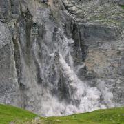 Wissenschaftler warnt vor Alpen-Tsunamis (Foto)