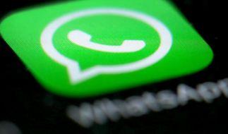 WhatsApp bekommt nun auch für iPhone-User eine neue Funktion. (Foto)