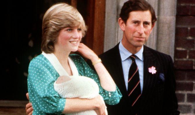 Prinzessin Diana und ihre Tochter