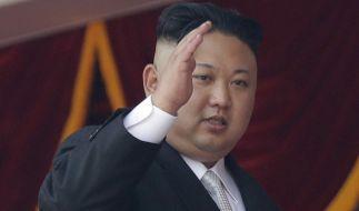 Kim Jong-Un provoziert weiter und schießt Rakete über Japan. (Foto)