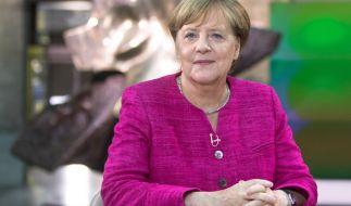 Angela Merkel muss sich heute in der Bundespressekonferenz den kritischen Fragen der Journalisten stellen. (Foto)