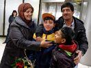 Familiennachzug von Flüchtlingen