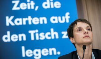 Frauke Petry ist nun ohne parlamentarische Immunität und kann sich zu den Vorwürfen äußern. (Foto)