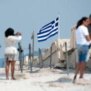 Ab 2018 müssen Urlauber in Griechenland Extragebühren zahlen (Foto)
