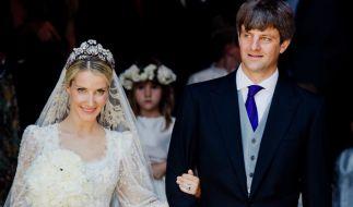 Seit rund zwei Monaten sind Prinz Ernst August jr. von Hannover und Ekaterina Malysheva verheiratet. (Foto)