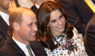 Prinz William und Kate Middleton könnten sich bald über Nachwuchs freuen. (Foto)