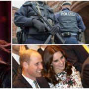 Helene Fischer bald am Ende? // Royals im Babyglück // Terroranschläge in Zügen geplant (Foto)