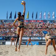 Holler/Wickler deutsche Beachvolleyball-Meister (Foto)
