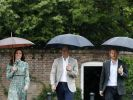 Kate Middleton, Prinz William und Prinz Harry gedenken der verstorbenen Prinzessin Diana an ihrem 20. Todestag. (Foto)