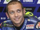 Valentino Rossi hat sich beim Training schwer verletzt. (Foto)