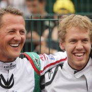 SO will Sebastian Vettel Schumi nacheifern (Foto)