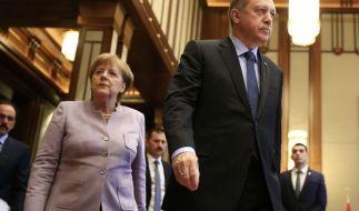 Für deutsche Politiker ist das Maß voll: Kommt jetzt die Reisewarnung für die Türkei? (Foto)
