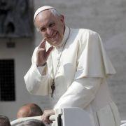 6 Monate Psychotherapie für den Papst (Foto)