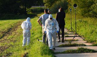 Nahe einer Autobahnschlüsselstelle bei Zwingenberg in Südhessen fanden Ermittler eine Frauenleiche. Bei der Toten soll es sich um die seit drei Wochen vermisste Julia B. (26) handeln. (Foto)