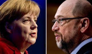 TV-Duell - Chance oder Risiko für Angela Merkel und Martin Schulz? (Foto)