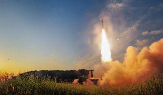 Als Reaktion auf den jüngsten Atomtest Nordkoreas hat Südkorea Raketen gestartet. (Foto)