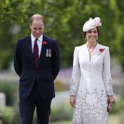 Palast bestätigt: Herzogin Kate bekommt Baby Nummer 3 (Foto)