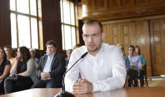 Wie wird das Gericht entscheiden? Chris' Schicksal hängt nun allein von Felix' Aussage ab. (Foto)