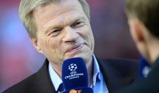 Einem Medienbericht zufolge muss Oliver Kahn die Fußball-WM 2018 von Deutschland aus verfolgen. (Foto)