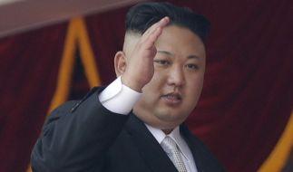 Plant Kim Jon-un bereits den nächsten Raketen-Test? (Foto)