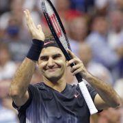 Rafael Nadal im Halbfinale, Federer scheitert im Viertelfinalean del Portro (Foto)