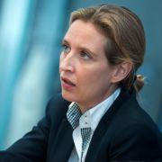 Alles nur Kalkül? AfD-Politikerin stürmt aus Wahlsendung, ZDF wehrt sich (Foto)