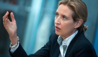 """Alice Weidel hat """"Wie geht's, Deutschland"""" im Streit einfach verlassen. (Foto)"""