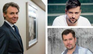 """Die Herzensbrecher von """"Gute Zeiten, schlechte Zeiten: Dr. Jo Gerner, John Bachmann und Leon Moreno. (Foto)"""