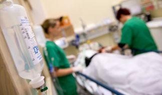 Ein resistenter Krankenhauskeim ist in Deutschland auf dem Vormarsch. (Foto)