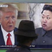 Geldhahn zu! Jetzt will Trump an Kims Kohle (Foto)