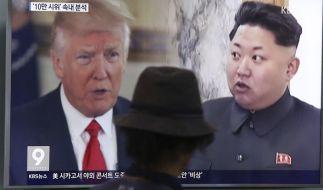 """""""Größtmögliche Sanktionen"""" hatten die USA nach dem Atomtest Nordkoreas angekündigt. (Foto)"""