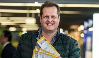 Jens Büchner macht als Partysänger Karriere. (Foto)