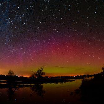 Naturspektakel über Deutschland! Wo kann man die Aurora Borealis beobachten? (Foto)
