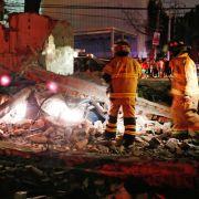 Mehr als 32 Tote! Erdbeben mit 42 Nachbeben erschüttert Mexiko (Foto)