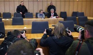 In Bochum startete der Gerichtsprozess gegen den mutmaßlichen Doppelmörder Marcel H. (Foto)