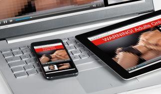 Pornos sollte man nicht auf dem Smartphone schauen. (Foto)